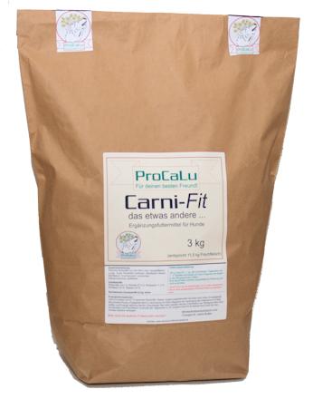 ProCaLu Carni-Fit - Das Tourenfleisch